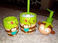Набор детских аксессуаров в ванную AWD Interior Польша