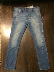 Фирменные джинсы скинни guess