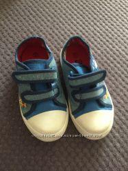 Кеды мокасины кроссовки на липучках