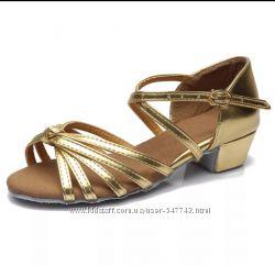 Туфли для бальных танцев, новые, 20см