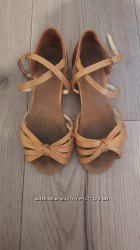 Туфли для бальных танцев, 19см