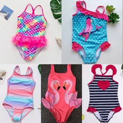 Детские купальники для пляжа и бассейна