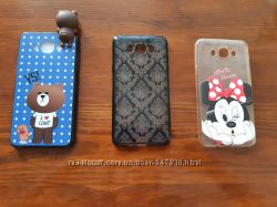 Продам силиконовые  чехлы для смартфона Samsung Galaxy J5 2016
