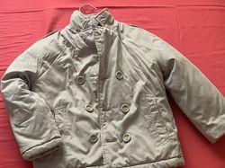 Мега крутая Куртка-пальто