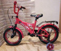 Велосипед детский, от 2 до 5 лет - очень занизила цену