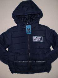 Демисезонная куртка, фирмы FABTASTICS Disney STAR WARS, рост 122 см.