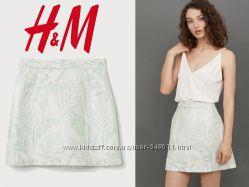 Красивая юбка от H&M, euro 40, премиум качество
