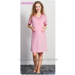 Ночные рубашки и халаты для беременных и кормящих Vienetta Secret