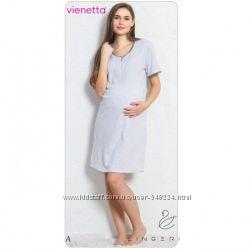 Ночные рубашки для беременных и кормящих Vienetta Secret