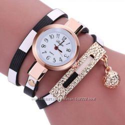 Часы женские браслетом