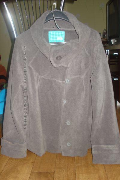 женское демисезонное пальто курточку Next некст Размер 14
