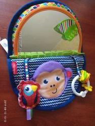 Много детских игрушек от рождения и дальше