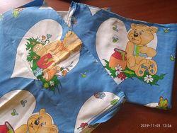 Постельное бельё для новорожденного