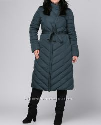 женское стеганое пальто еврозима Индонезия  хл 2хл 3хл