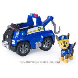 Щенячий патруль Гонщик тайный агент Paw Patrol - Chase&rsquos Tow Truck
