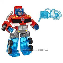 Боты спасатели Оптимус Прайм Optimus prime трасформер Transformers