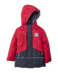 Теплая зимняя детская куртка - трансформер 4 в 1 Oshkosh размер 4Т