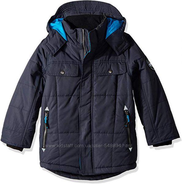 Новая зимняя куртка Big Chill размер 4 Boys quiltd Expedition jacket
