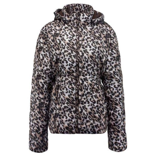 Куртка пуховик Lee Cooper Leopard М