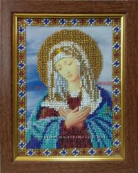Рамка для иконы бисером, крестиком, литографии, багет 13