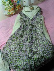 Платье из натурального шелка от Phase Eight. Нежность всегда украшает.