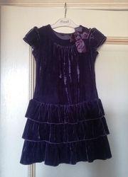 Нарядное платье для девочки 2