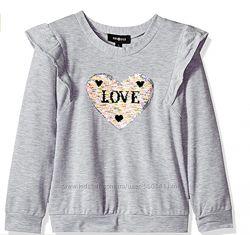 Свитшот кофта свитер бренды Gymboree, H&M, Mango 6-8 -10-12 лет. Выбор