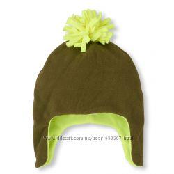 Зимняя шапка двойной флис