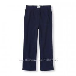 Теплые флисовые штаны 96-104см