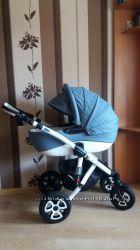 Детская коляска 2 в 1 Adamex Erika