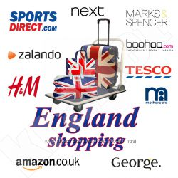 Анонсы, акции, выкуп по магазинам Англии
