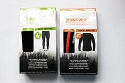 чоловіча термобілизна мужское термобелье мерино шерсть Omni Wool