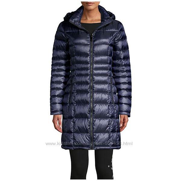 куртка пуховик Calvin Klein, размер XS, на 12-16 лет