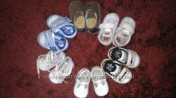 Детские кроссовки Nike, Adidas