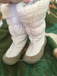 Тёплые сапожки Kuoma 31 размер