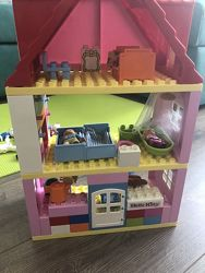 Конструктор Lego Duplo больше 250 деталей