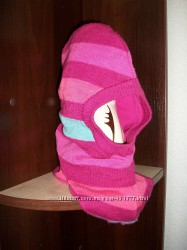 Шапка-шлем для девочки Lassie by Reima