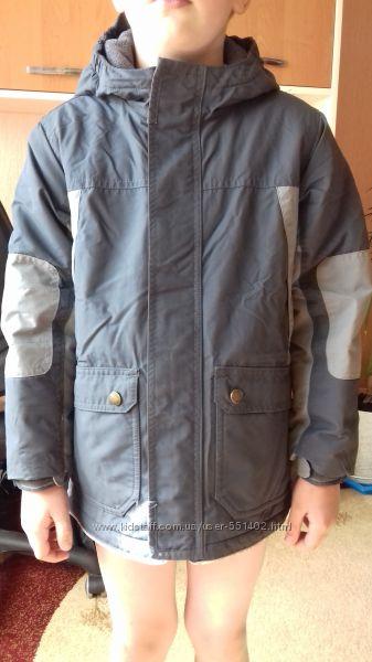 Куртка деми тёплая фирмы LANDSEND.