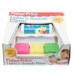 Детское музыкальное пианино Fisher-Price