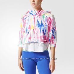 Ветровка Adidas StellaSport. Adidas by Stella McCartney. Куртка.