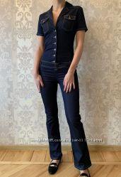 Джинсовый комбинезон Younique Jeans