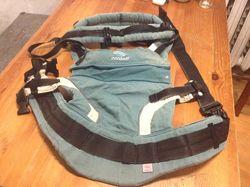 Эргономический рюкзак деткам от 7 мес. Manduca ерго, слинг, слінг эрго