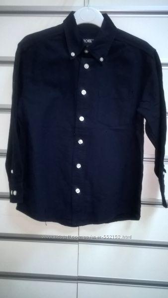 Продаю рубашку для мальчика с дл. рукавом Cherokee синего цвета 5-14 лет