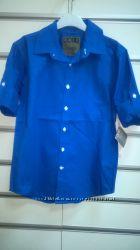 Рубашка в школу с длинным рукавом ТМ DCBD 8-20  лет