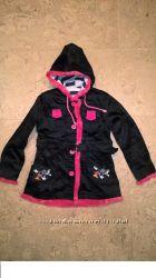 Демисезонные курточки для девочек Tom & Jerry