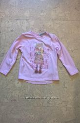 Регланы на девочек розового цвета Piazza Italia