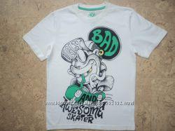 Новые модные стильные футболки на мальчиков
