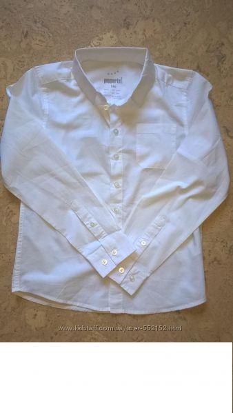 Рубашки и поло в школу для мальчиков известных ТМ