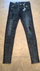 Новые джинсы для девушек стрейтчевые Denim 1982