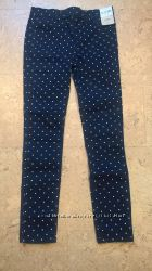 новые джинсы джеггинсы для девочки